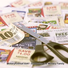 Do you use coupons at the Commissary?  Then you will want to read this: Commissaries announce coupon policy changes
