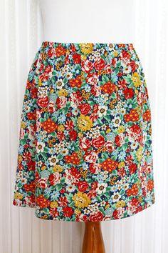 15 Minute DIY Skirt tutorial
