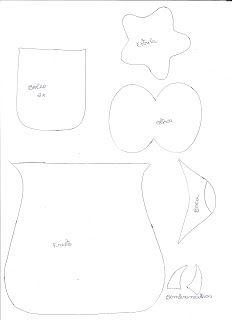 Arte Colorida: Molde mochila Dora aventureira molde mochila de dora 2