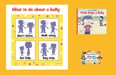 Freda Stops a Bully, book for children by Stuart J. Murphy    Bullying in Pre-K: Let's Nip It In The Bud!