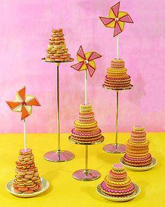 pinwheel cookies!