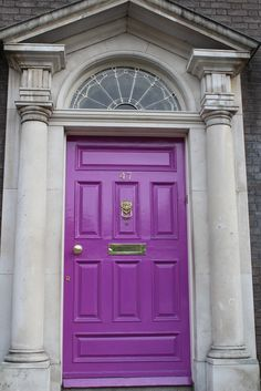 Doors of Dublin, Ire
