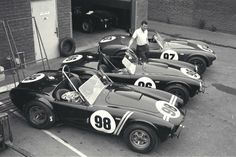 Carroll Shelby: Cobra Creator and American Racing Legend