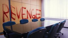 HR Sends Out Reminder Email About Not Scrawling 'Revenge' In Blood In Conference Room