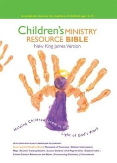 a must have for anyone in children's ministry!
