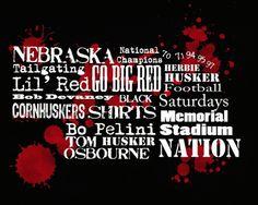 Big Red Football