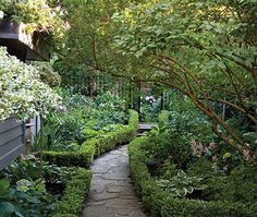 Choose plantings that mimic an enchanting, English-country garden | Photo Gallery: Gorgeous Gardens | House & Home