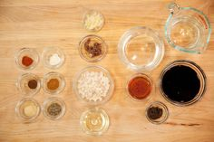 How to Make Worcestershire Sauce