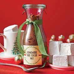 Christmas Eve Cocoa Kit | SouthernLiving.com