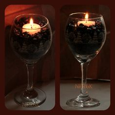Learn how to make this Natural coffee scented candle in my GoodLight Natural Candles review.