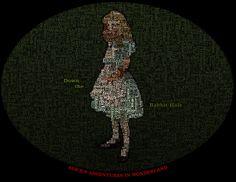 alice in wonderland full text bitmap <3 !