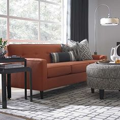 Skylar Sofa by Bassett Furniture