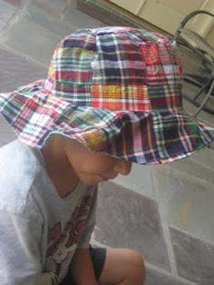 Reversible Summer Sun Hat Tutorial!