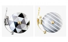 LOVE the sophisticated styling of these bicycle bells from Japan!