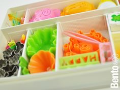 Bento Goods Storage Box - Keep all your bento tools in one place!