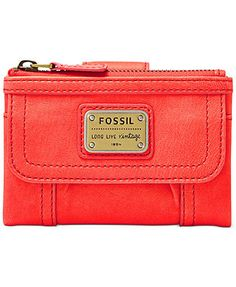 Fossil Emory Leather Multifunction $55