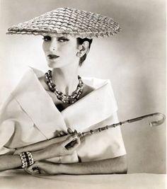 Carmen Dell Orefice, 1956