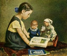 pintura de Igor Ivanovich Ershov