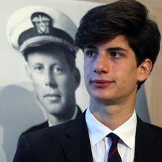 John Bouvier Kennedy Schlossberg — JFK's only grandson