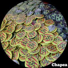 Chapas de 38 mm, #ChapasPersonalizadas