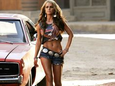 """Jessica Simpson in """"These Boots Were Made for Walking"""" video"""