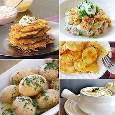 18 Smashing Potato Side Dishes for Thanksgiving Dinner