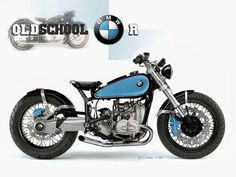 New meets old - BMW please make this bike!