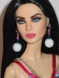 OOAK Model Muse Barbie doll partial