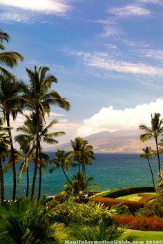 Marriott Wailea, Maui, Hawaii