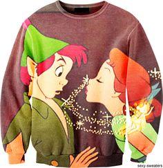 Peter Pan and Wendy Sweatshirt
