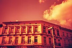 Make your own Redscale film | Lomography