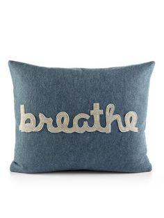 Alexandra Ferguson - Breathe Pillow