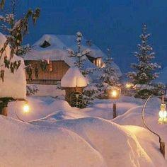 <3 Winter Snow Scenes