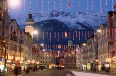 Innsbruck, Austria  I've been here and would love to go again.