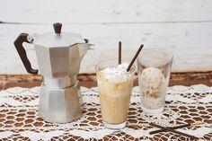 Mijn favoriete vieruurtje! Café glacé :)