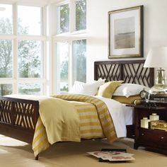 Stanley Furniture Continuum Bed