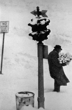 manhattan, nyc, 1957-1958  photo by w. eugene smith/magnum photos