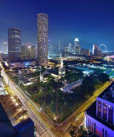 Next stop... Singapore