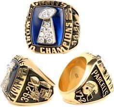 Super Bowl XXI Giants v. Super Bowl XXV Giants   Taylor Blitz Times
