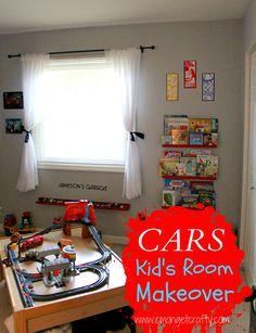 Cars Room