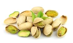 Pistachios are a healthy, low-fat and delicious snack. Full of vitamins and fiber, and contain more potassium and less calories than other nuts!