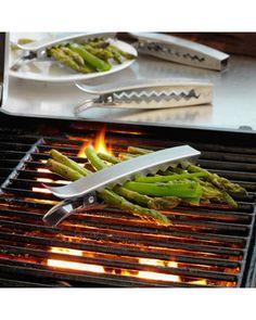 Sur La Table® Grill Clips, Set of 4