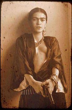 Frida + Fierce