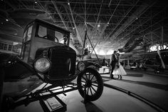 wedding - Museum of aviation - Ottawa Ontario, Canada