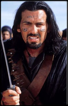 the mummy ardeth bay with sword | Univeral Pictures - The Mummy Returns: Ardeth Bay