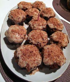 Banana-Coconut Cupcakes #glutenfree #grainfree #paleo