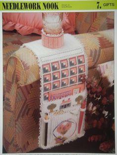 plastic canvas patterns free printable | NOOK plastic canvas PATTERN from Annie's International Plastic Canvas ...