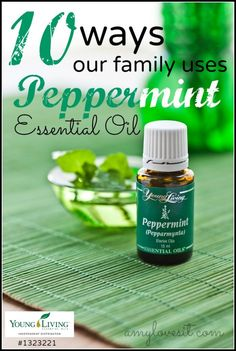 Peppermint-Essential-Oil-Uses