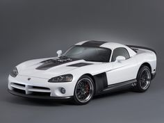 2006 ASC Diamondback Viper powered by McLaren
