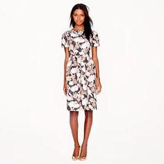 J.Crew - Collection Luela dress